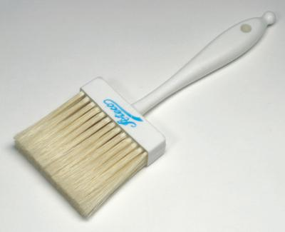 Epoxy Fused Flat Pastry Brush