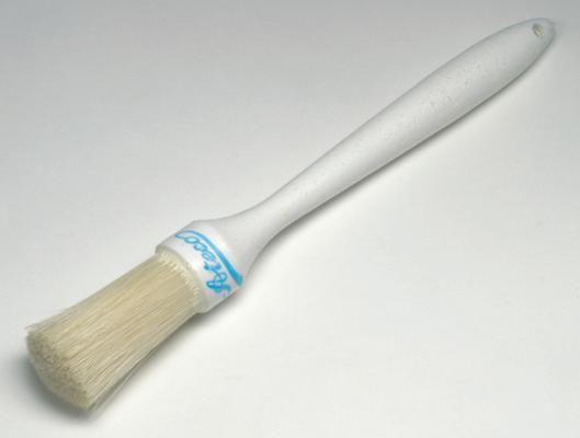 Epoxy Fused Round Pastry Brush