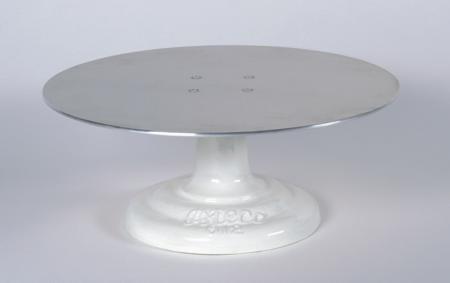 Cake Boss Cast Iron Decorating Turntable : Cake Turntable