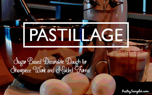 Pastillage Recipes