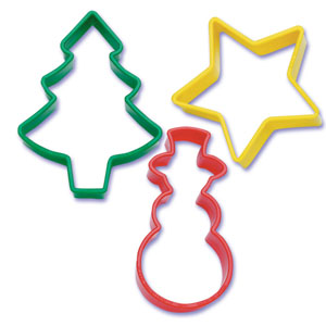 Christmas Cutters and Toppers